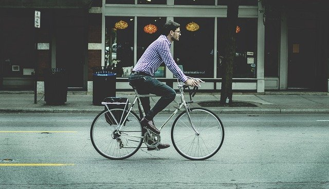 Mit dem Fahrrad gegen den Klimawandel