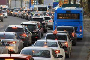 Autos sind Umweltsünder