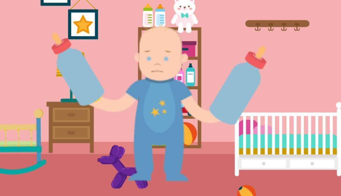 Nachhaltige Babyflaschen