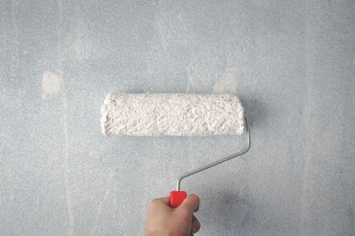 Nachhaltige Wandfarbe