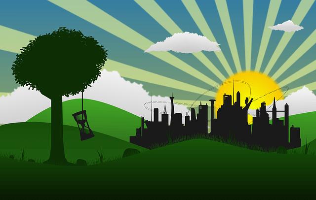Nachhaltige Technik